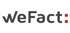 WeFact facturen sturen